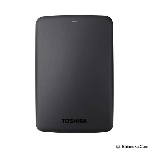 TOSHIBA Canvio External Harddisk  500GB (Merchant) - Hard Disk External 2.5 Inch