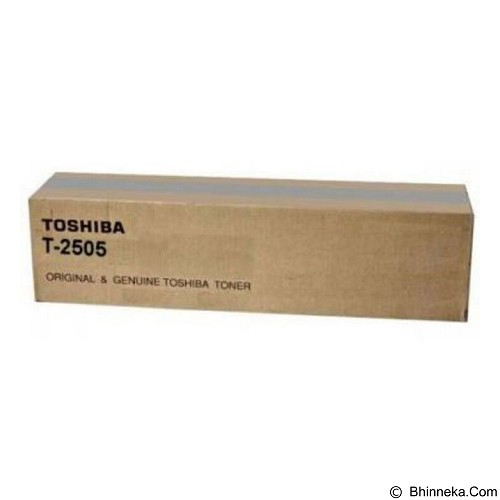 TOSHIBA Catridge Toner [T-2505-S] - Toner Mesin Fotocopy Toshiba