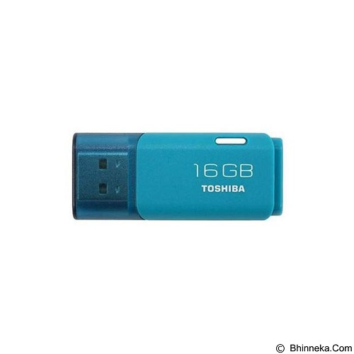 TOSHIBA Flashdisk 16GB - Blue (Merchant) - Usb Flash Disk Basic 2.0