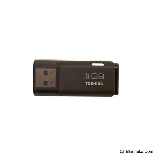 TOSHIBA Flashdisk 4GB - Black (Merchant) - Usb Flash Disk Basic 2.0