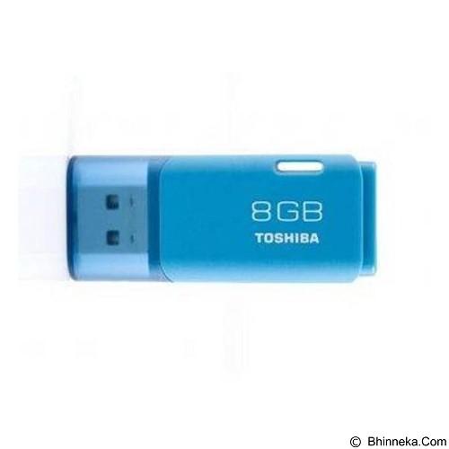 TOSHIBA Flashdisk 8GB - Blue (Merchant) - Usb Flash Disk Basic 2.0
