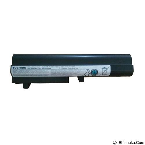 TOSHIBA Notebook Battery PA3733 [BATTOPA3733B] - Black (Merchant) - Notebook Option Battery