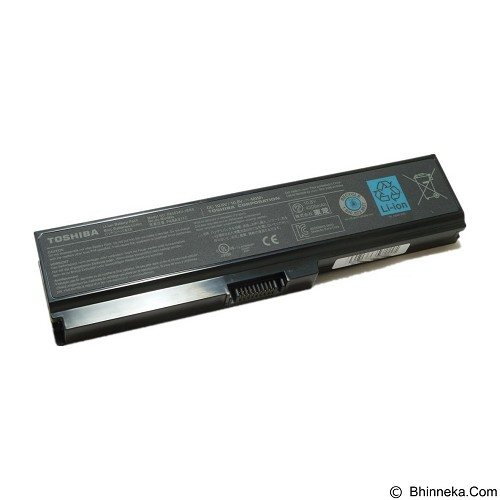 TOSHIBA Notebook Battery for Satellite L510/M300 Series [PA3634] - Notebook Option Battery