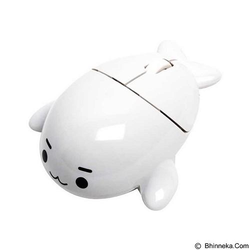 TOSHIBA Pala-Chan Mouse Series - White (Merchant) - Mouse Basic
