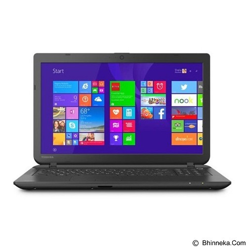 TOSHIBA Satellite C55T B5349 - Black (Merchant) - Notebook / Laptop Consumer Intel Core i3