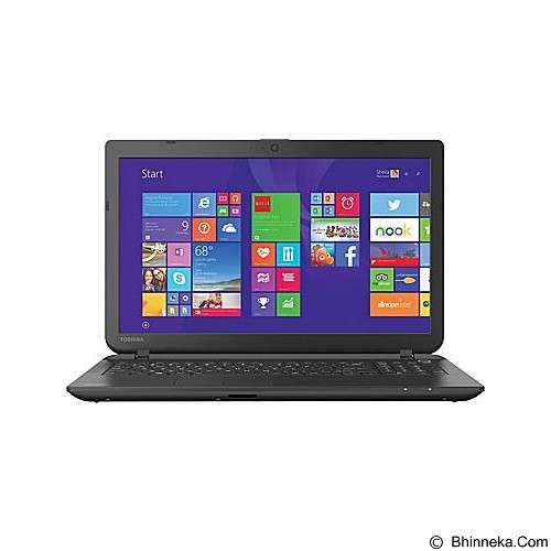 TOSHIBA Satellite C55 C5268 - Black (Merchant) - Notebook / Laptop Consumer Intel Quad Core
