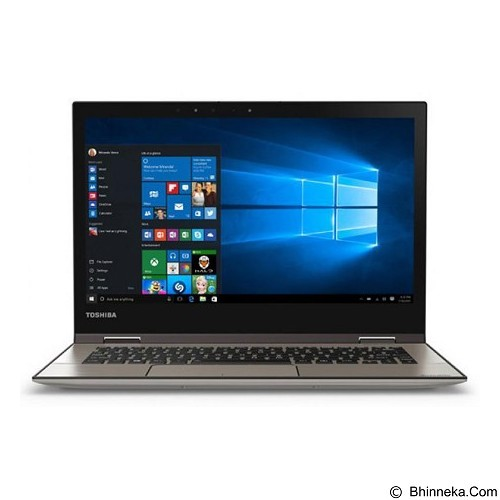 TOSHIBA Satellite P25W-C2302 - Satin Gold (Merchant) - Notebook / Laptop Consumer Intel Core I5
