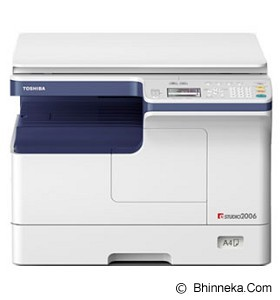 TOSHIBA e-STUDIO [2006] (Merchant) - Mesin Fotocopy Hitam Putih / Bw
