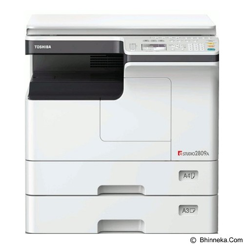 TOSHIBA e-STUDIO 2809 A - Mesin Fotocopy Hitam Putih / BW