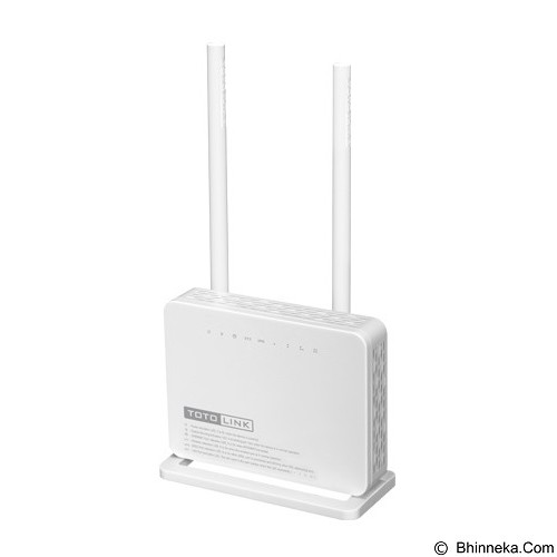 TOTOLINK Wireless N ADSL2/2+ Router [ND300] - Router Consumer Wireless