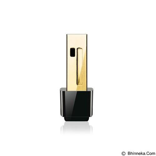 TP-LINK Nano USB Wireless Adapter [TL-WN725N] (Merchant) - Network Card Wireless
