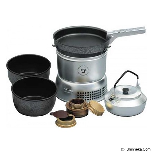 TRANGIA Cookset [27-6 UL] - Peralatan P3k / Medical Kit