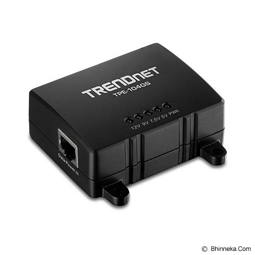 TRENDNET Gigabit PoE Splitter [TPE-104GS] - Switch Poe Splitter