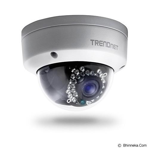 TRENDNET Outdoor 1.3 MP HD PoE Dome IR Network Camera [TV-IP321PI] - Ip Camera