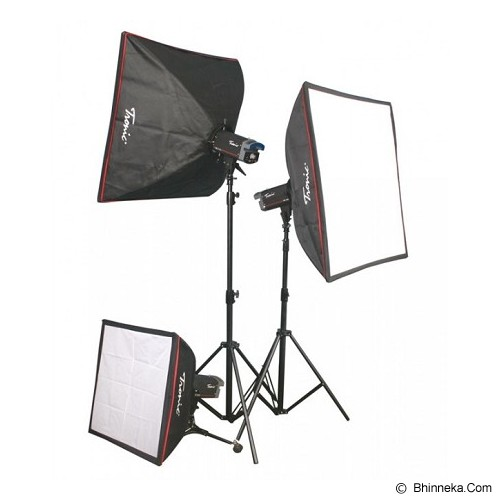 TRONIC Softbox Universal 90x90 (Merchant) - Softbox and Umbrella