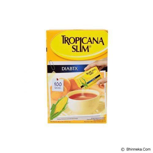 TROPICANA SLIM Diabtx 100 Sachet - Suplement Penderita Diabetes