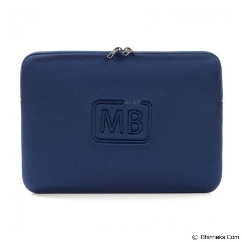 TUCANO Elements Second Skin [BF-E-MB13-B] - Blue (Merchant) - Notebook Sleeve
