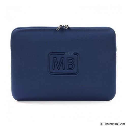 TUCANO Elements Second Skin [BF-E-MB13-B] - Blue (Merchant) - Notebook Sleeve