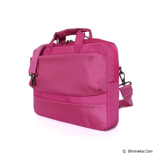 TUCANO Dritta Slim for 13 inch [BDR1314-F] - Fuscia - Notebook Shoulder / Sling Bag