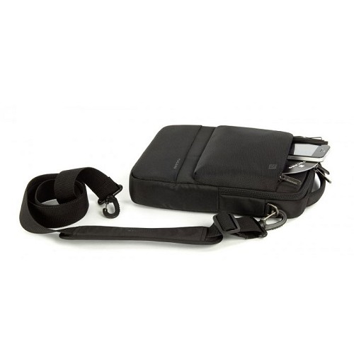 TUCANO Dritta Vertical [BDRV] - Black (Merchant) - Notebook Shoulder / Sling Bag