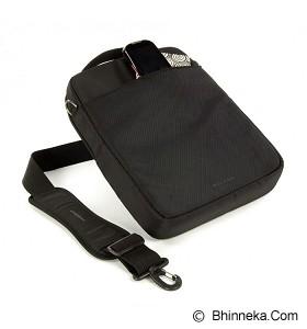 TUCANO Dritta Vertical [BDRV] - Black (Merchant) - Notebook Shoulder / Sling Bag
