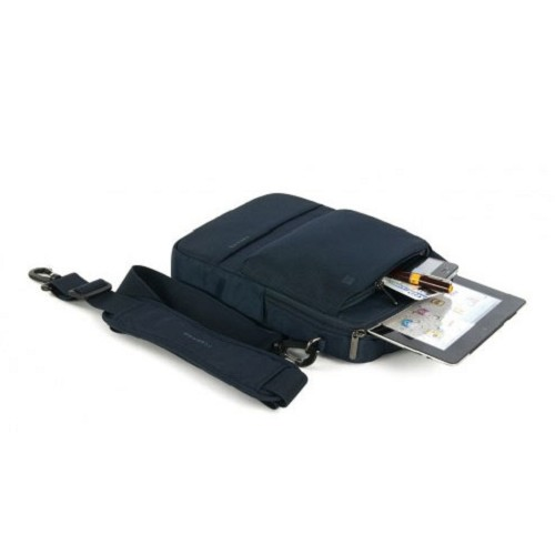 TUCANO Dritta Vertical [BDRV-B] - Blue - Notebook Shoulder / Sling Bag