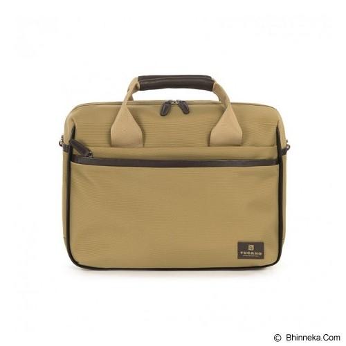 TUCANO EDGE Computer Bag 13 inch [BEDGE13-BE] - Light Brown - Notebook Shoulder / Sling Bag