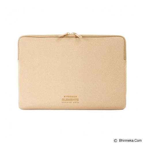 TUCANO Elements Second Skin [BF-E-MB12-GO] - Gold - Notebook Sleeve