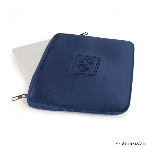 TUCANO Elements Second Skin [BF-E-MB13-B] - Blue - Notebook Sleeve