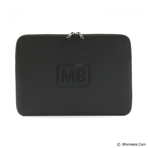 TUCANO Elements Second Skin [BF-E-MB13] - Black - Notebook Sleeve