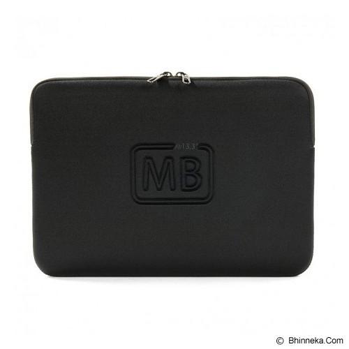 TUCANO Elements Second Skin [BF-E-MBA13] - Black (Merchant) - Notebook Sleeve