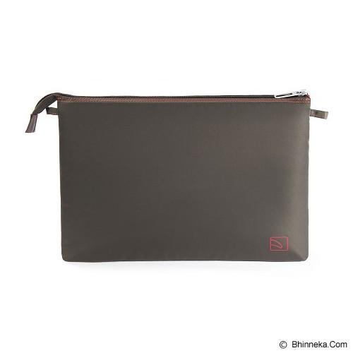 TUCANO Lampo Slim Bag [BLAM-G] - Grey (Merchant) - Notebook Shoulder / Sling Bag