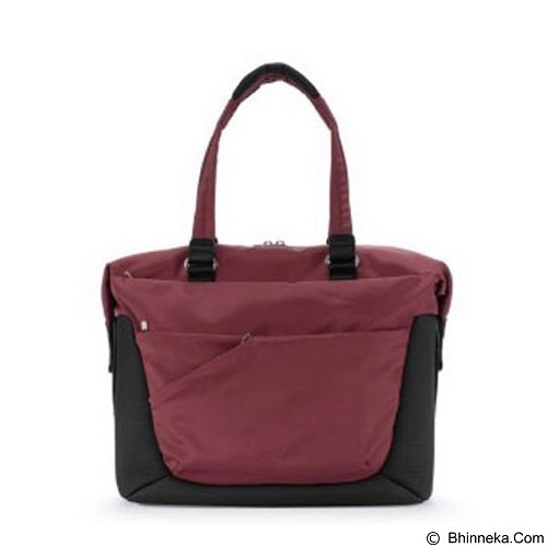 TUCANO Leggera Bag for Notebook 15 Inch - Burgundy (Merchant) - Notebook Shoulder / Sling Bag