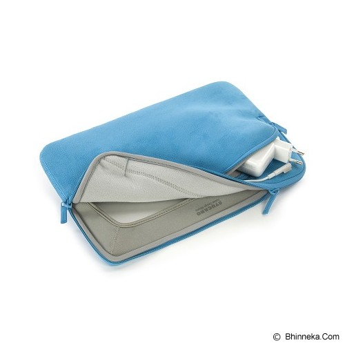 TUCANO With Me Second Skin [BFWM-MB11-Z] - Blue - Notebook Sleeve