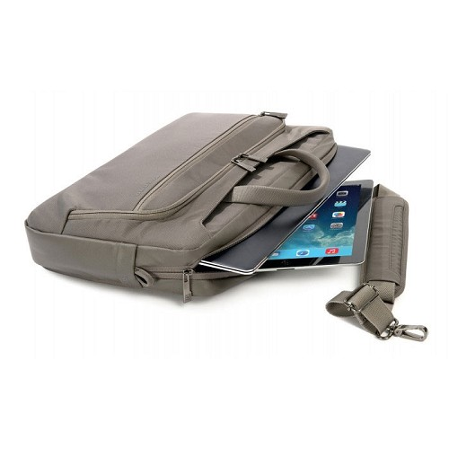 TUCANO Work_Out II Compact [WO2C-MB15-G] - Grey - Notebook Shoulder / Sling Bag