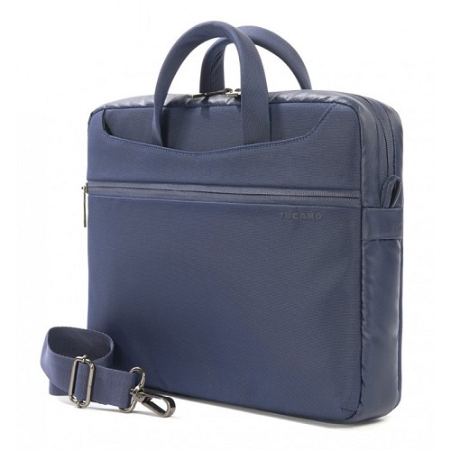 TUCANO Work_Out II Slim [WO2-MB13-B] - Blue - Notebook Shoulder / Sling Bag