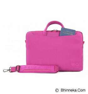 TUCANO Work_Out II Slim [WO2-MB13-F] - Fuchsia - Notebook Shoulder / Sling Bag