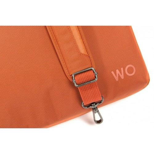 TUCANO Work_Out II Slim [WO2-MB13-O] - Orange - Notebook Shoulder / Sling Bag