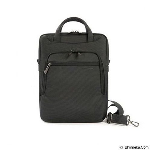 "TUCANO Work-Out II Vertical Bag for MacBook Air & Ultrabook 11"" [BAG-TUC-WO2V-MB11] - Black - Notebook Shoulder / Sling Bag"