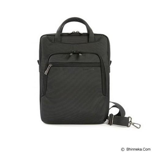"""TUCANO Work-Out II Vertical Bag for MacBook Air & Ultrabook 11"""" [BAG-TUC-WO2V-MB11] - Black - Notebook Shoulder / Sling Bag"""