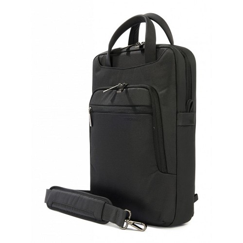 TUCANO Work_Out II Vertical [WO2V-MB11] - Black - Notebook Shoulder / Sling Bag
