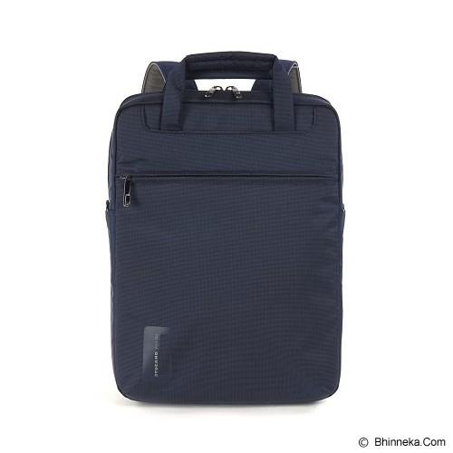 TUCANO WorkOut Vertical [WOV-MB133-BS] - Dark Blue - Notebook Backpack
