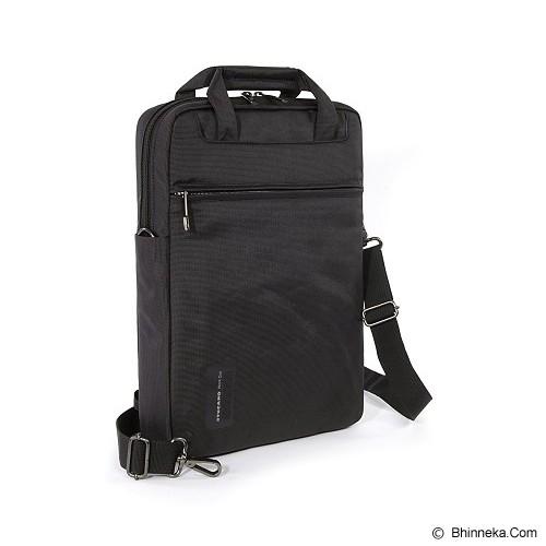 TUCANO WorkOut Vertical [WOV-MB133-M] - Black - Notebook Backpack