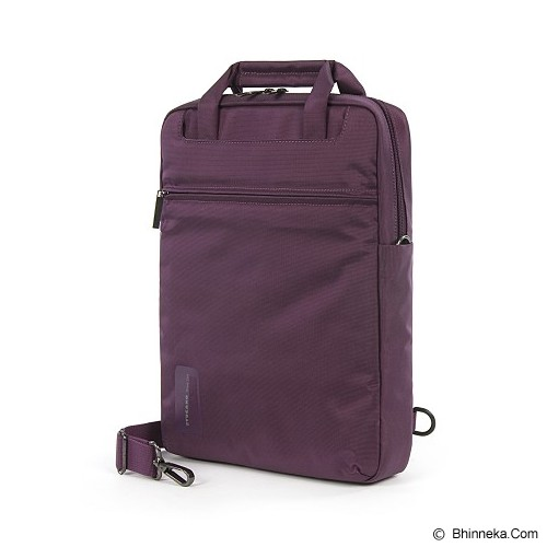 TUCANO WorkOut Vertical [WOV-MB133-PP] - Purple - Notebook Backpack