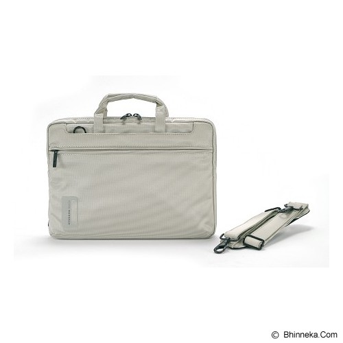 TUCANO WorkOut for MacBook Pro 15 inch [WO-MB154-I] - Ice White - Notebook Shoulder / Sling Bag
