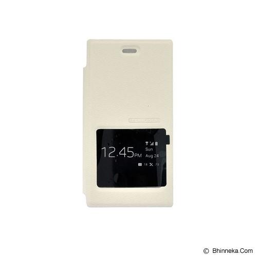 TUNEDESIGN FolioAir for Blackberry Z3 - White - Casing Handphone / Case