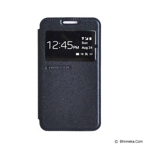 TUNEDESIGN FolioAir for Samsung Galaxy A7 - Navy - Casing Handphone / Case