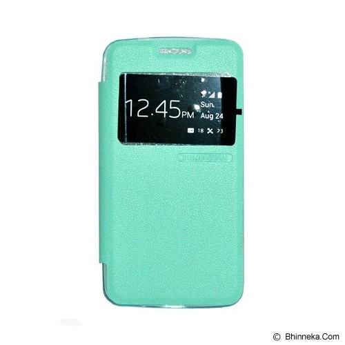 TUNEDESIGN FolioAir for Samsung Galaxy Core 2 - Green - Casing Handphone / Case