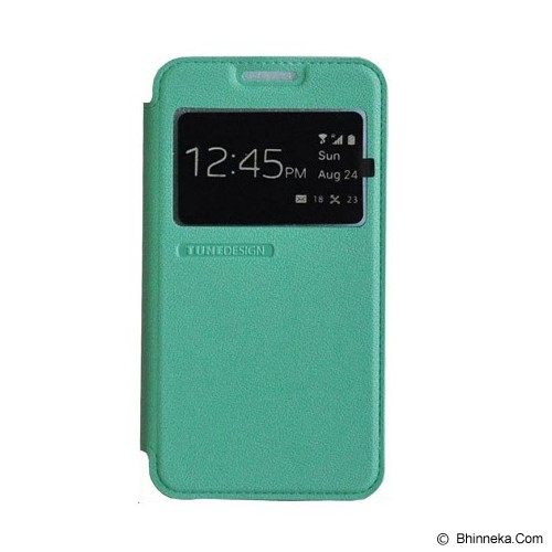 TUNEDESIGN FolioAir for Samsung Galaxy Grand Max - Green - Casing Handphone / Case