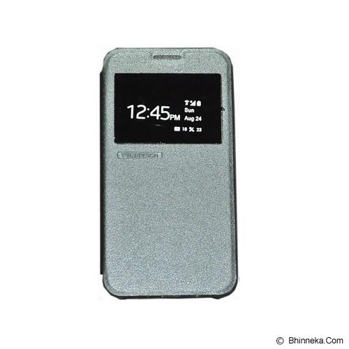 TUNEDESIGN FolioAir for Samsung Galaxy J7  - Grey - Casing Handphone / Case